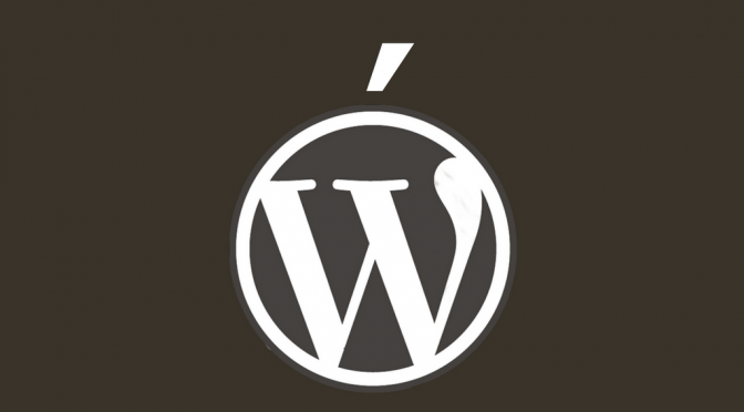 WordPress y utf-8